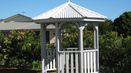 Multi Sided Gazebo